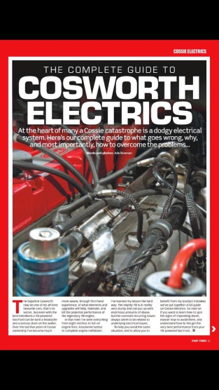 Read about us in the June edition of Fast Ford Mag!