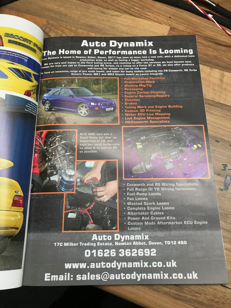 Auto Dynamix - Performance Is Looming